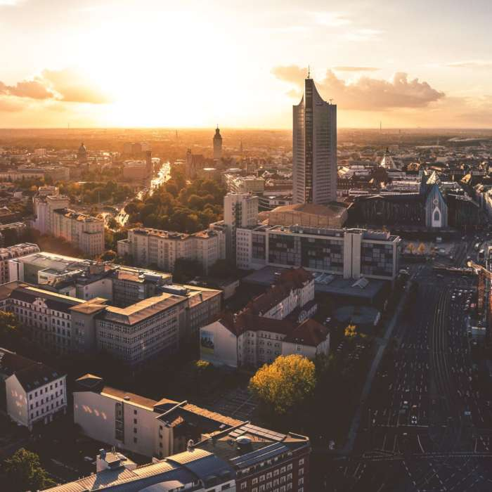 Innenstadt Leipzig